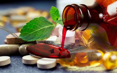 Ayurvedic Tonic & Multivitamins