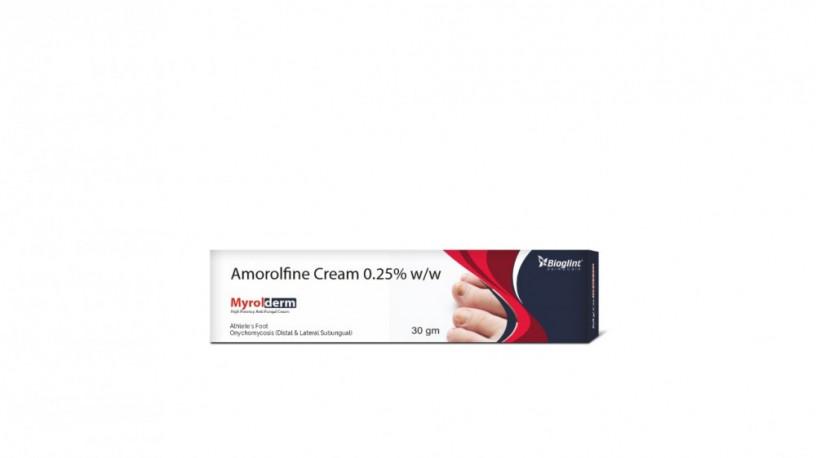 Amorolfine Cream 1