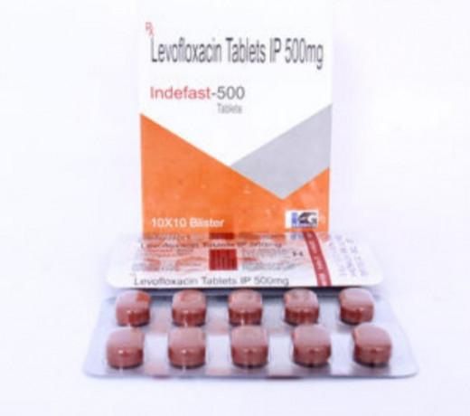 Levofloxacin Tablets IP 500mg 1