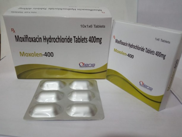 Moxifloxacin 400 mg is available at best rate 1