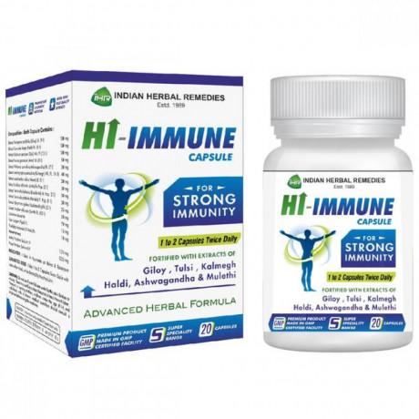 Hi-Immune Capsule : for Increasing Immunity 1