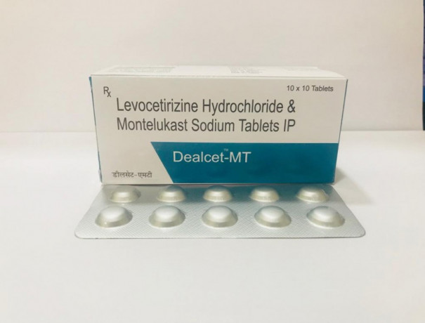 Levocetirizine + Montelukast 1