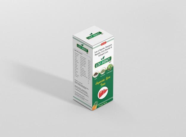 Livhint Ayurvedic Liver Syrup 200 ML 4