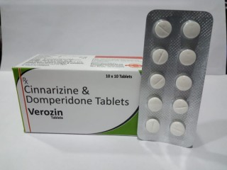 Cinnarizine & Domperidone is available at best price