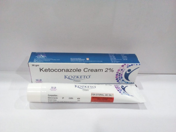 Ketoconazole Cream 2% 1