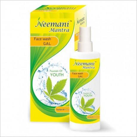 Neemani Mantra Face Wash Gel 1