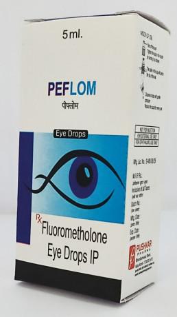 FLUOROMETHOLONE EYE DROPS IP 1