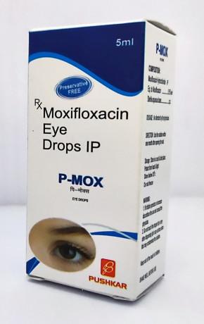MOXIFLOXACIN EYE DOPS IP 1