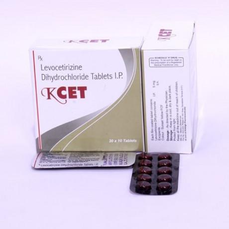 Levocetirizine Dihydrochloride tablets 1