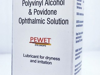 POLYVINYL ALCOHOL & POVIDONE OPHTHALMIC SOLUTION