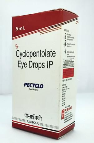 CYCLOPENTOLATE 1