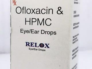 OFLOXACIN & HPMC
