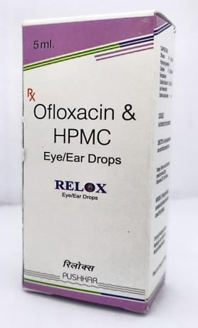 OFLOXACIN & HPMC 1