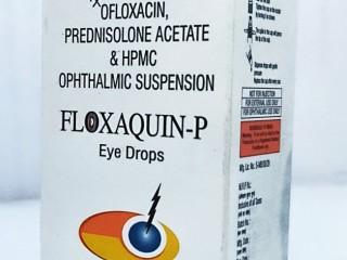 OFLOXACIN, PREDNISOLONE ACETATE & HPMC