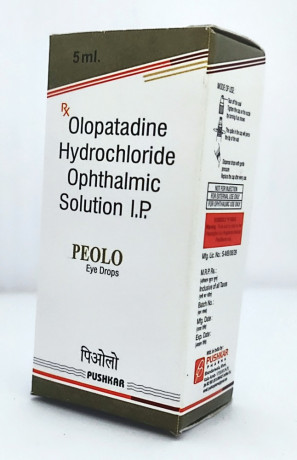 OLOPATADINE HYDROCHLORIDE 1