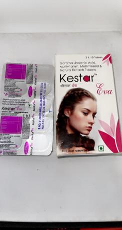 Kestar Eva ( Gamma Linolenic Acid,Multivitamin.Multimineral & Natural Extracts Tablets ) 2