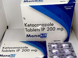 Monokit Tablets ( ketoconazole 200mg )