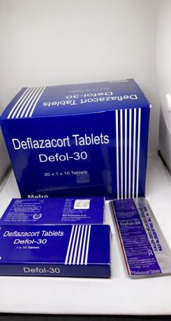 Defol - 30 ( Deflazacort 30 mg. ) 1