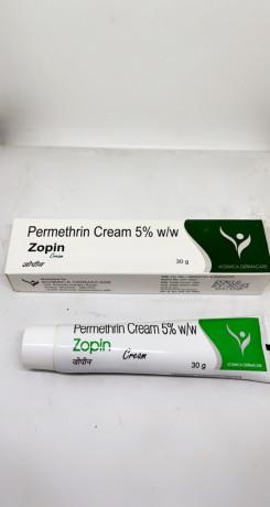 Zopin Cream ( Permethrin Cream 5 % ) 1