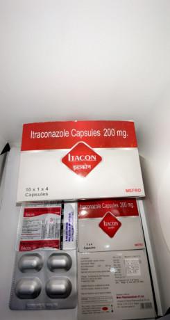 Itacon ( Itraconazole pellets 200mg ) 1
