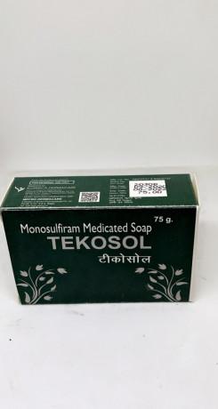 Tekosol Soap ( MONOSULFIRAM ) 1