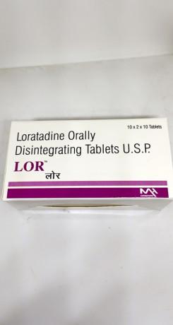 LOR ( Loratadine 10 mg. ) 1