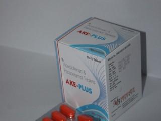Aceclofenac 100mg&Paractamol325mg