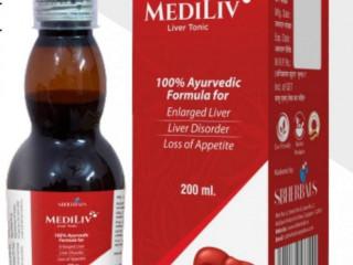 100% Ayurvedic liver tonic