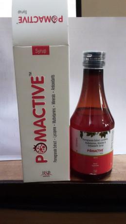 Multivitamin, Mineral syrup 1