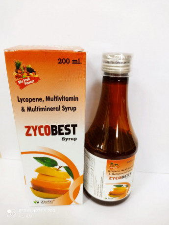LYCOPENE MULTIVITAMIN+MINERALS WITH ANTIOXIDANT SYP 1