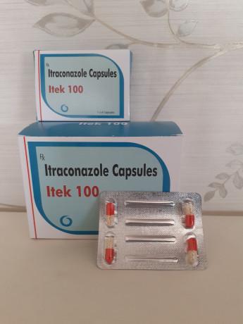 ITRACONAZOLE CAPSULES 2