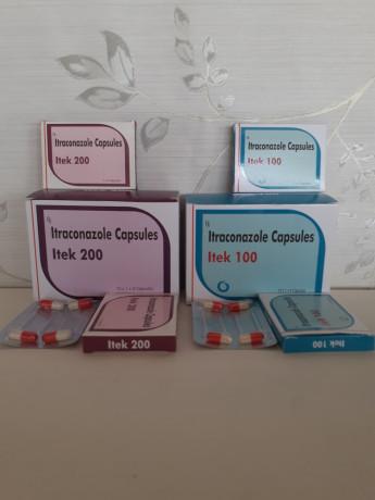 ITRACONAZOLE CAPSULES 1