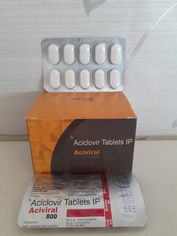 ACICLOVIR TABLETS IP 1