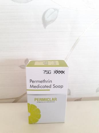 PERMETHRIN MEDICATED SOAP 1