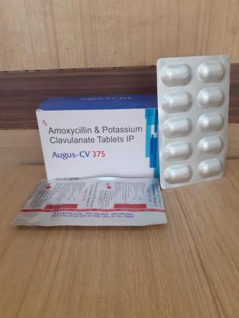 AMOXYCILLIN & POTASSIUM CLAVULANATE TABLETS IP 1