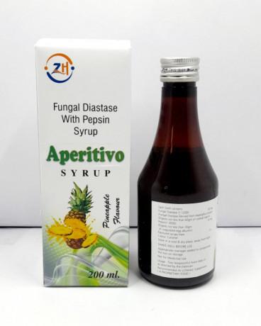 Fungal Distase & Pepsin (Pineapple Flavour ) 1