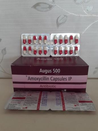 AMOXYCILLIN CAPSULES IP 1