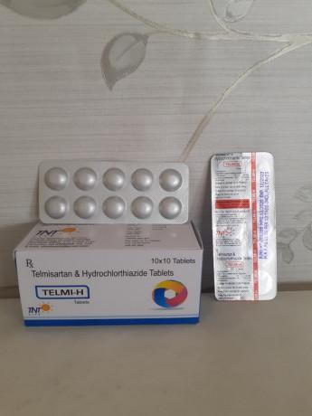 TELMISARTAN & HYDROCHLORTHIAZIDE TABLETS 1
