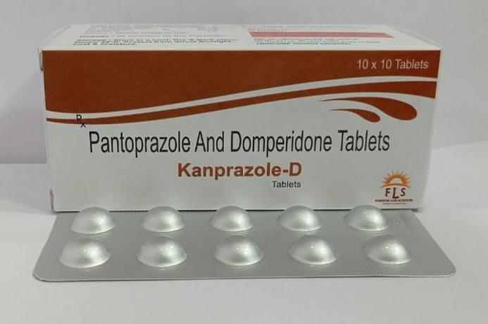 Pantoprazole and domperidone tablets 2