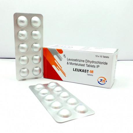 Levocetrizine 5mg,Montelukast 10 mg 1