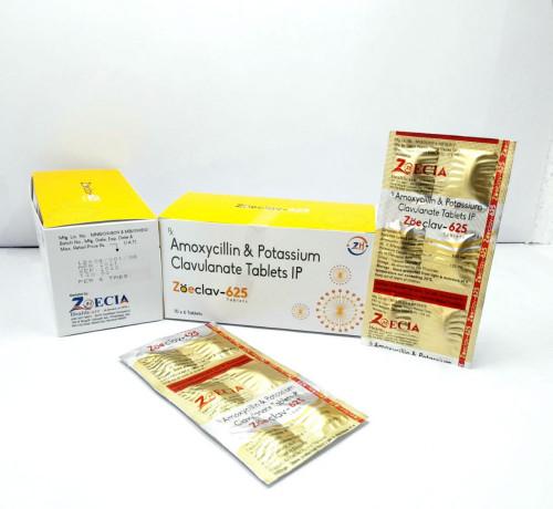 Amoxycillin 250mg,Clavulanic Acid 125 mg 1