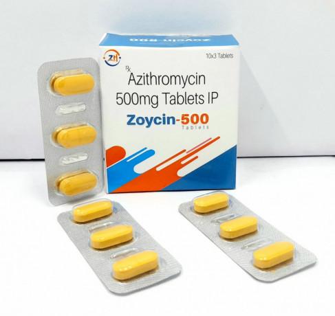 Azithromycin 500 mg 1