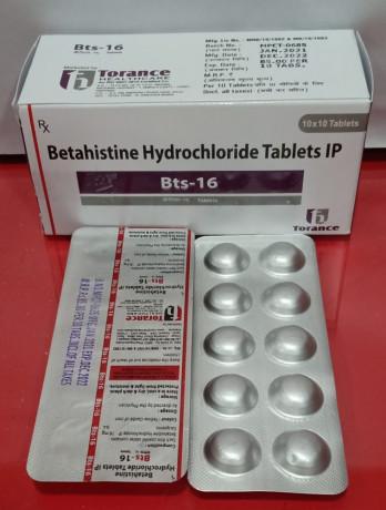 Betahistine HCL 16 mg Tablets 1