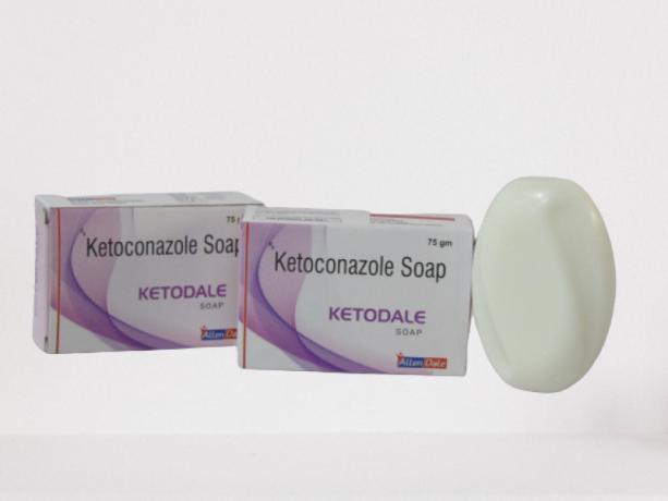 KETOCONAZOLE SOAP 1