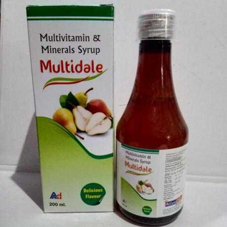 MULTIVITAMIN + MINERALS 1