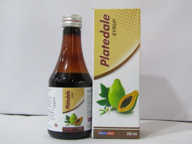 EXTRACT OF PAPAYA FOR INCREASE IN PLATELET COUNT 1