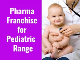 PCD Pharma Pediatric Range