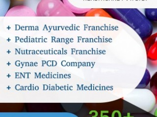 Pharma Franchise Distribution of Derma Products