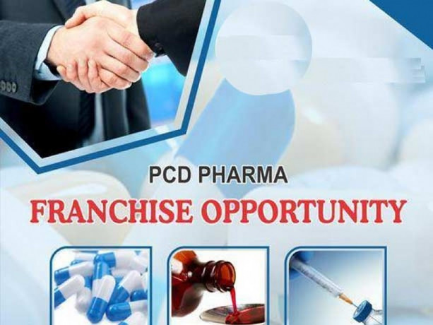 Pharmaceutical Syrup Franchise 1