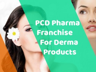 Derma Products Franchise Company in India